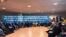 """""""Ce n'est pas envisageable de mettre des écoliers avec des collégiens !"""" estime Mathilde Pigné, directrice d'école à Brettes-les-Pins"""