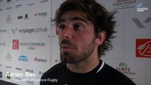 Aurillac/Provence Rugby : le point presse