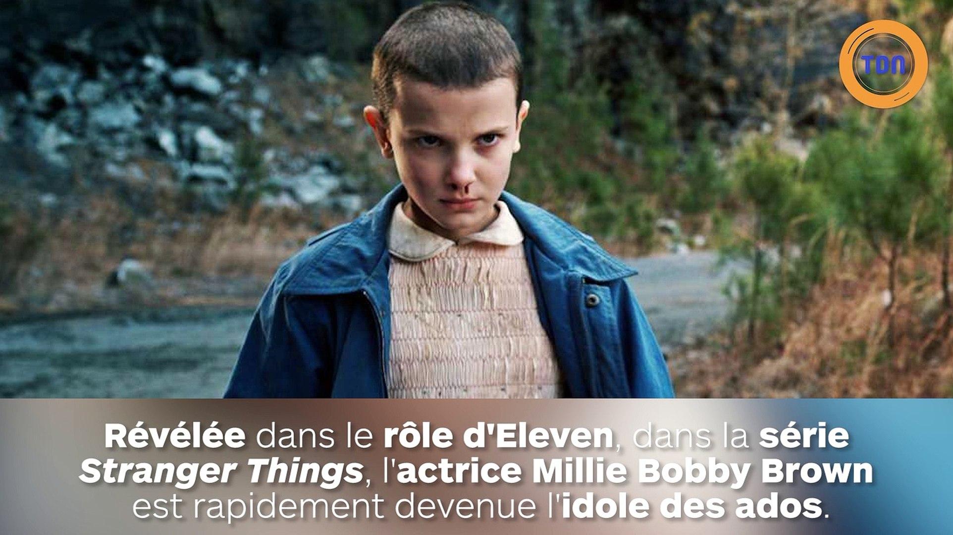 Millie Bobby Brown est en couple avec Romeo Beckham !