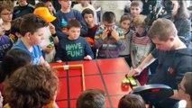 Grosbliederstroff : challenge grand Est Rubik's Cube