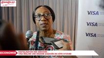 Inclusion financière :  Visa réalise une grande avancée en Côte d'Ivoire
