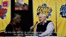 Interview : Julian Glover au German Comic Con Dortmund 2018 (Game of Thrones)