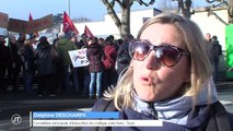 Scolarisation des migrants : mobilisation à Tours