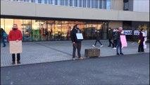 Manifestation des professeurs du 19 mars 2019 à Haguenau