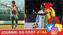 Le REAL humilié par l'AJAX, les folles conditions pour que MESSI joue contre le Maroc, PSG-MU