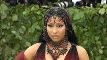 Nicki Minaj honours Manchester bombing victims during concert