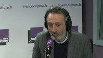 """Sylvain Bourmeau : """"Emmanuel Macron, c'était un joueur de SimCity, quelqu'un qui joue à gouverner la France comme un jeu vidéo"""""""