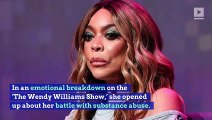 Wendy Williams Reveals She's Been Living in a 'Sober House'