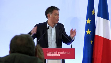 DISCOURS Olivier Faure 16 MARS 2019