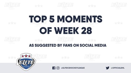 Week 28: Top Moments