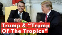 Jair Bolsonaro Is Brazil's Version Of Donald Trump