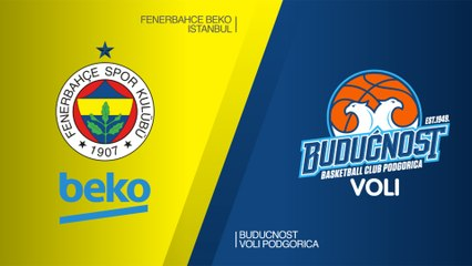 EuroLeague 2018-19 Highlights Regular Season Round 27 video: Fenerbahce 76-67 Buducnost