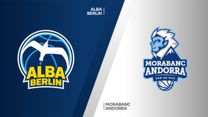 7Days EuroCup Highlights Semifinals, Game 1: ALBA 102-97 MoraBanc