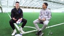 West Ham midfielder Declan Rice on choosing England over Ireland and his call-up