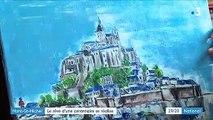 Mont-Saint-Michel : une supercentenaire réalise son rêve