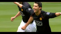 Cristiano Ronaldo ● Goal and Skills ● Middlesbrough 2:2 Manchester United ● Premier League 2007-08
