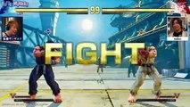 Découvrez ce qui se passe quand deux asiatiques s'affrontent dans Street Fighter