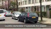 Pays-Bas: chasse à l'homme à Utrecht après une fusillade