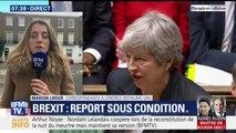 """Brexit : Theresa May utilise la """"stratégie de la dernière chance"""" et appelle les britanniques à mettre la pression sur les députés"""