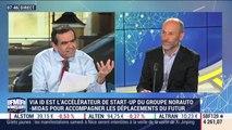 """""""Via ID investit dans des startups qui sont sur les nouvelles mobilités"""", Yann Marteil - 21/03"""