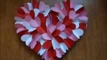 Butterflies Wall Decor Valentine S Heart Diy Paper