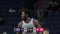Chinanu Onuaku Posts 11 points & 12 rebounds vs. Agua Caliente Clippers