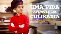 Uma vida através da culinária: Lutando contra o câncer