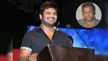 Manchu Manoj Amazing Speech At Mohanbabu Birthday Celebrations | Filmibeat Telugu