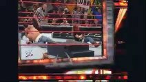 Shawn Michaels vs. Edge - Street Fight Match- Raw, Jan. 22, 2007