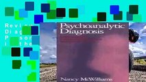Review  Psychoanalytic Diagnosis: Understanding Personality Structure in the Clinical Process -