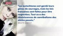 Pour Brigitte Bardot, les Réunionnais sont une «population dégénérée» aux «traditions barbares»