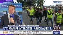"""""""Cette montée en puissance des violences est devenue inacceptable"""": Christian Estrosi (LR) souhaite l'interdiction des manifestations à Nice"""