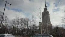 Europe - Varsovie : la partition de Chopin