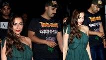Malaika Arora & Arjun Kapoor enjoy Dinner date before Holi; Watch video | Boldsky