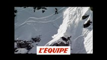 le run à Verbier de Steve Klassen en 2003 - Adrénaline - Freeride World Tour