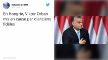 En Hongrie, Viktor Orban décore deux antisémites malgré le risque d'exclusion du Parti populaire européen.