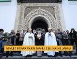 Masjid besar Paris mahu sijil halal JAKIM