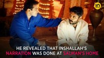 Inshallah: Sanjay Leela Bhansali opens up on casting Salman Khan, Alia Bhatt and the film