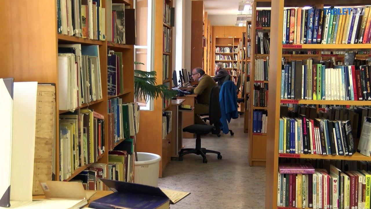 BRATISLAVA: Atraktivitu Mestskej knižnice chce magistrát zvýšiť jej modernizáciou
