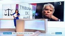 Procès Tapie : Stéphane Richard devant les juges