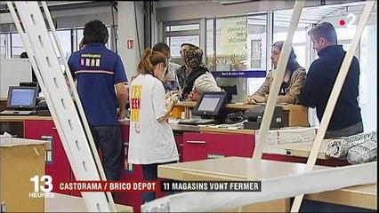 Castorama Brico Dépôt 11 Magasins Vont Fermer