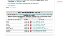 How to Download and Install Java JRE(Java Runtime