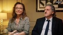 Catherine Frot et Daniel Auteuil pour Qui m'aime me suive – Reportage cinéma - Tchi Tcha du 19/03