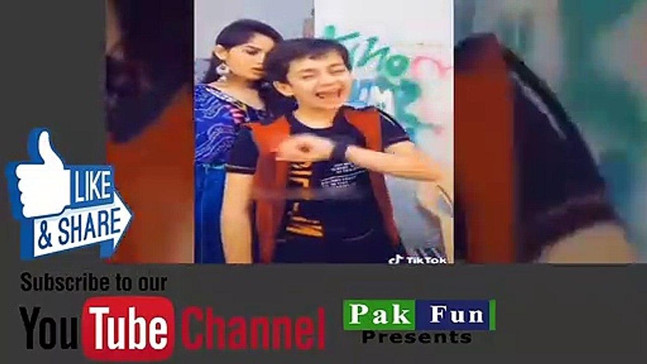 Tik Tok Stars Jannat Zubair Vs Mr Faisu Team 07 Funny 1m Vines Videos Compilation