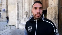 Le champion de France de rugby, Ludovic Radosavljevic,  parrain du tournoi des VI quartiers