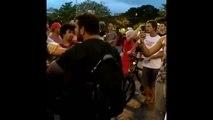 Estudantes da UFSC chamam Bolsonaro de miliciano