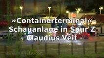 Faszination Modellbahn Mannheim 2019 - Spur Z Containerterminal von Claudius Veit (VELMO) - Ein Film von Pennula zum Thema Modellbau und Eisenbahn