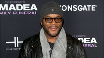 Tyler Perry Helps Grieving Family
