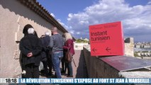 La Révolution tunisienne s'expose au Fort St Jean à Marseille