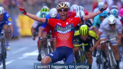 Vincenzo Nibali on Milan-San Remo